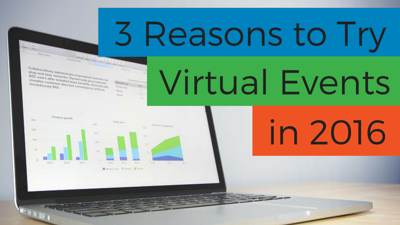 Why You Should Consider Virtual Events - Miller Tanner Associates