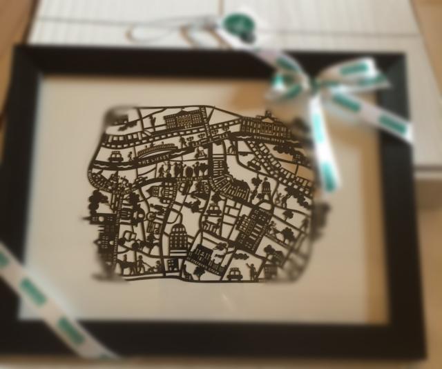 Dublin room drop gift