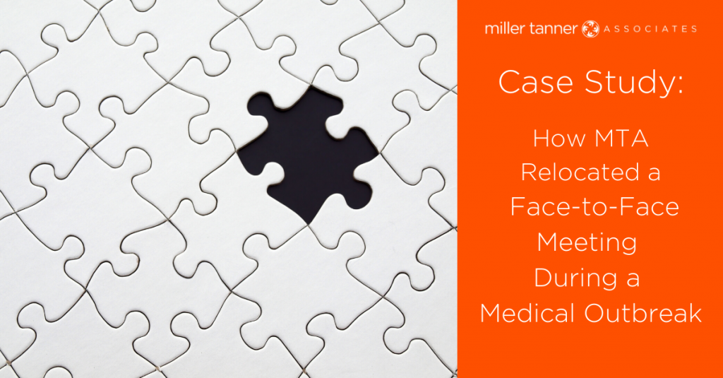 Solving the puzzle for emergency meetings - Miller Tanner Associates