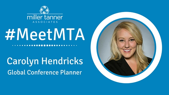Meet MTA Carolyn Hendricks