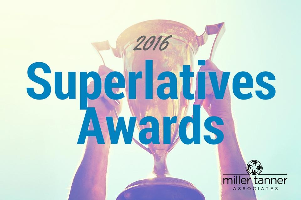 MTA Superlatives Awards
