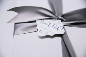 Give memorable gifts