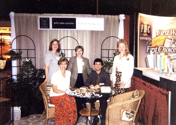 Miller Tanner in 1997