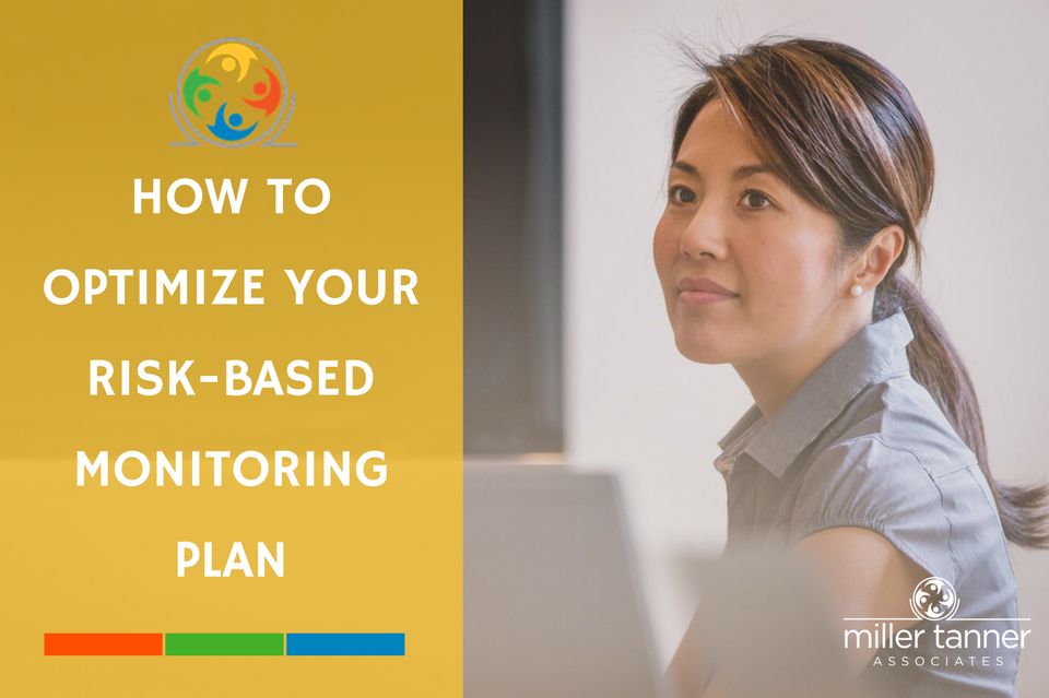 How to optimize your risk based monitoring plan