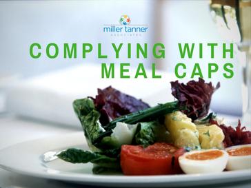 meeting meal caps