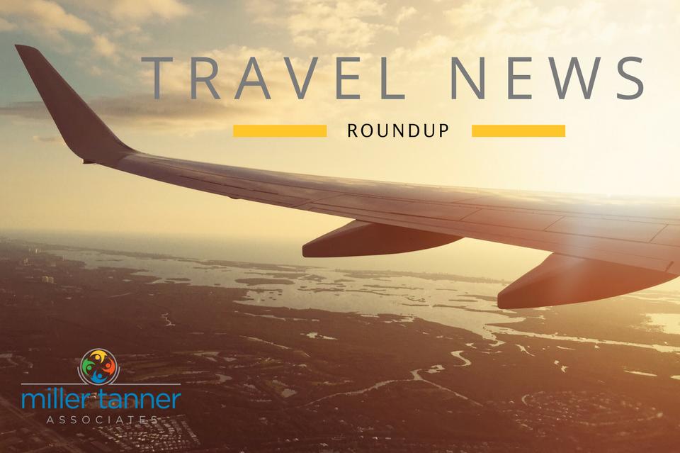 Travel News Roundup