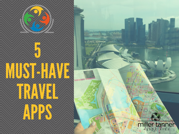 5 travel apps