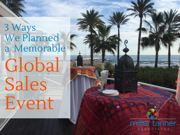 3 ways we planned a memorable event