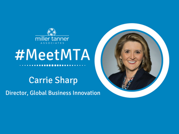 Meet MTA Carrie Sharp