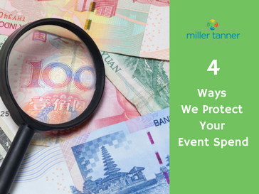 4 Ways we protect your event spend