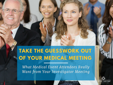 What your event attendees really want