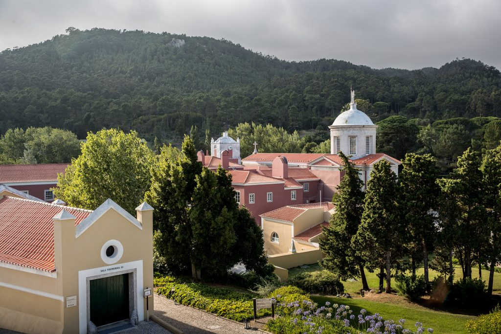 Penha Longa Hotel outside of Lisbon, Portugal