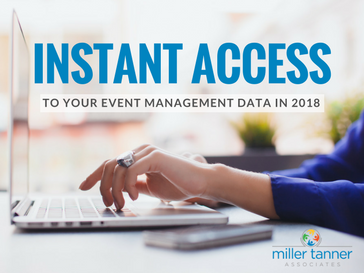 Instant Access Event Data