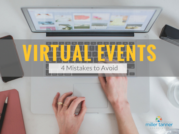 mistakes to avoid with virtual events