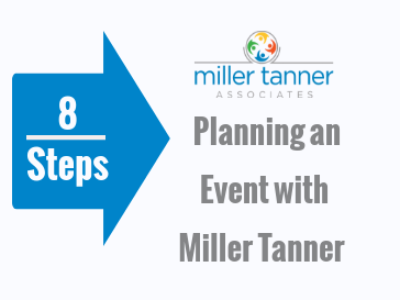 8 steps to planning an event