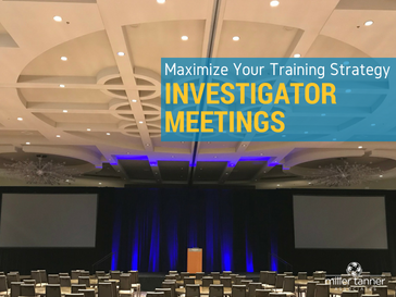 maximize your investigator meetings