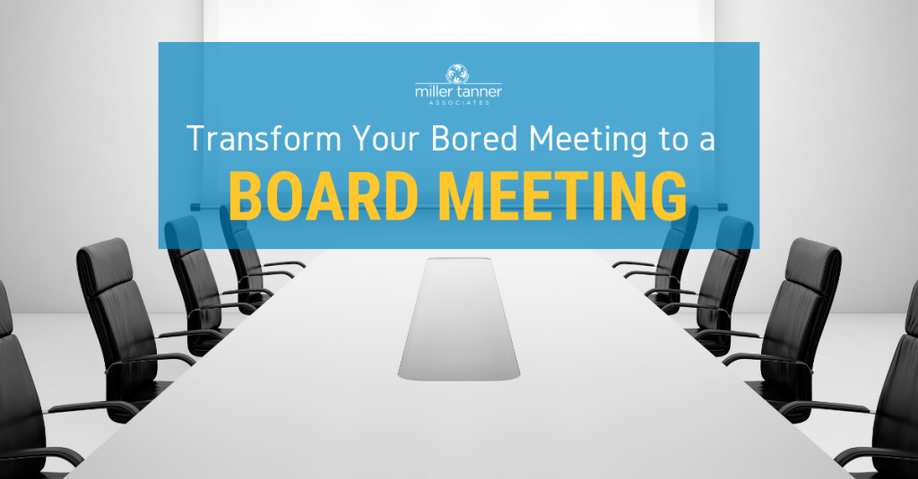 Plan a Virtual Board Meeting for Better Engagement