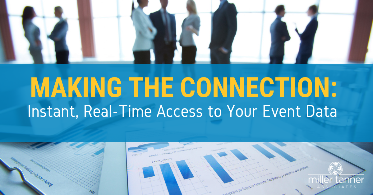 Our EPIC software offers real-time event data