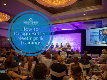 Design a Better Meeting and Training