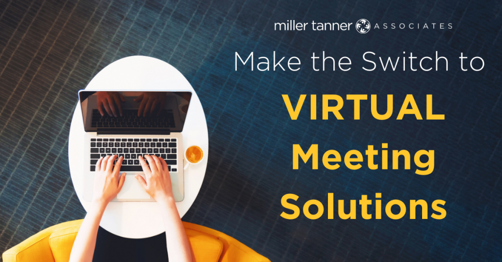 Your Business can easily make the switch to virtual meetings
