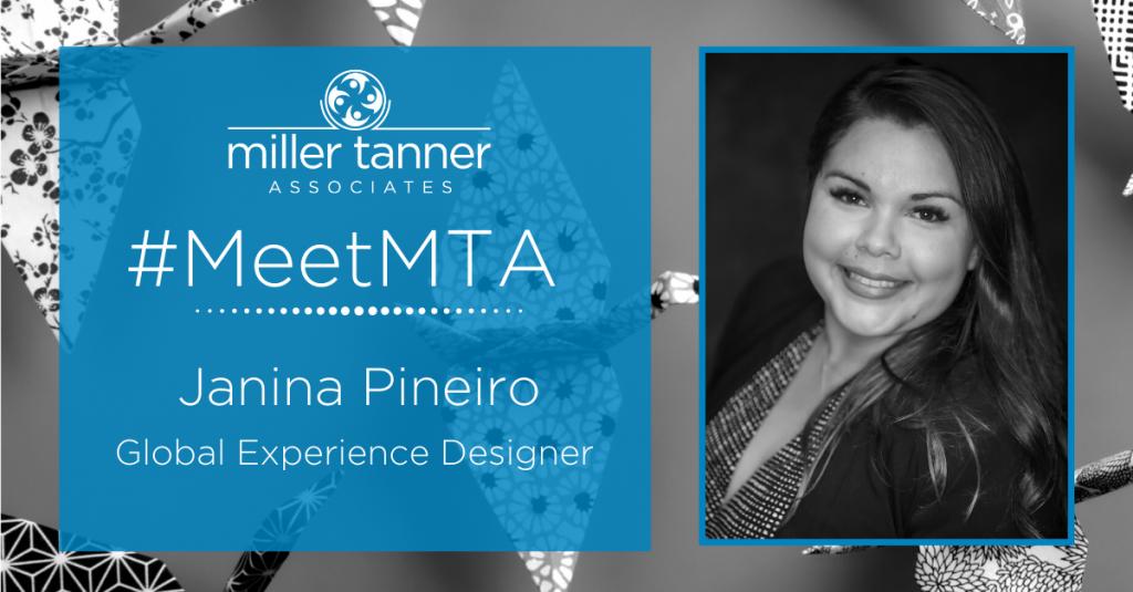 Meet MTA Janina